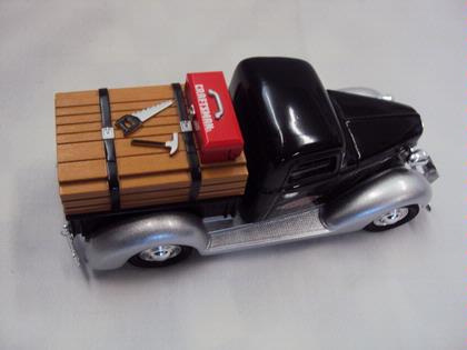 Chevrolet Chevy 1937 Craftsman ( banque