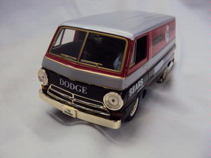 Panel Dodge Craftsman 1964 (banque)