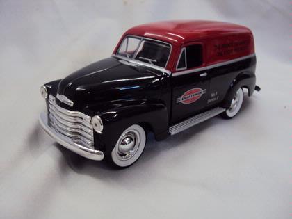 Chevrolet Chevy Panel 1952