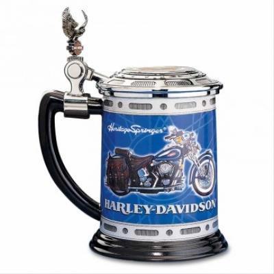 Harley-Davidson Heritage Springer Tankard