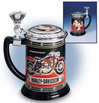 Harley-Davidson Sportster Tankard