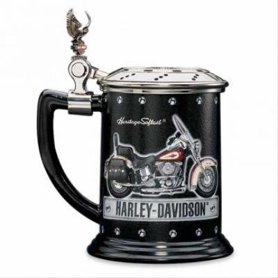 Harley-Davidson Heritage Softail Tankard
