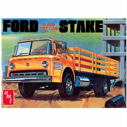 Ford Stake C 600 Tilt Cab MODEL KIT
