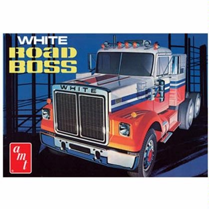 White Road Boss