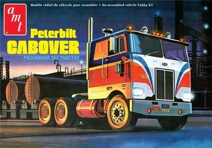 Peterbilt Cabover Model 352 Pacemaker Tractor
