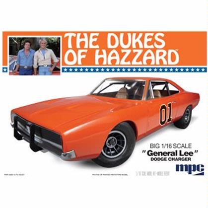 The Duke Of Hazzard General Lee Dodge Charger