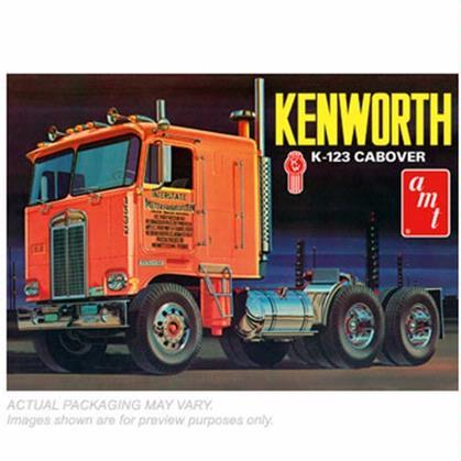 Kenworth k-123 Cabover