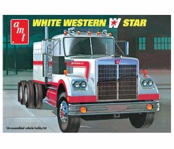 White Western Star