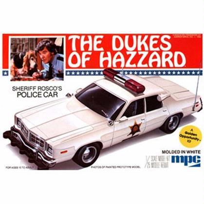 Sheriff Rosco's Police Car