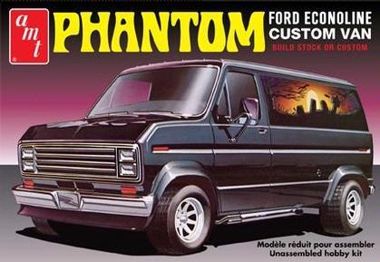 Ford Econoline Custom Van