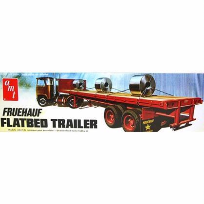 Flatbed Trailer Fruehauf