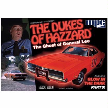 The Duke Of Hazzard  Ghost General Lee