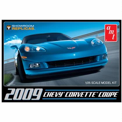 Chevrolet Corvette Coupe 2009