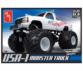 Chevrolet Monster Truck 1988