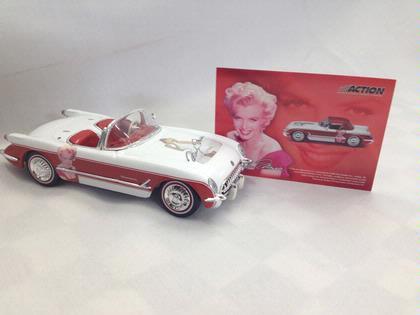 1953 Corvette Marilyn Monroe