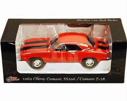 Chevrolet Camaro Z/28 1969
