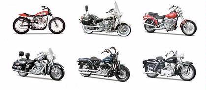 Harley-Davidson Series 30 (Include 6 motos)