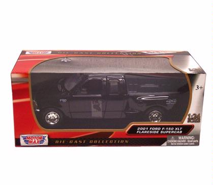 Ford F 150 Flareside Supercab 2001