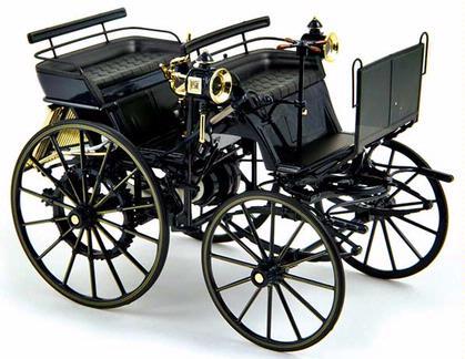 Daimler Motorkutsche 1886
