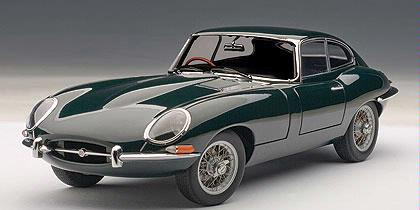Jaguar E-Type Coupe Series I 3.8