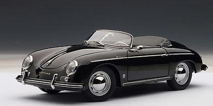 Porsche 356A Speedster (European Version)