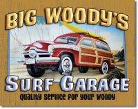 Big Woody's Surf Garage