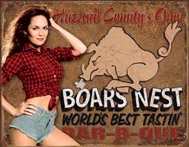 BOARS NEST HAZZARD COUNTY 'S OWN