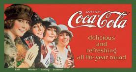COKE - Four Seasons