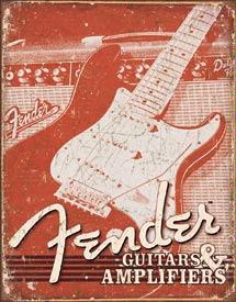 Fender Weathered Guitar & Amplifier