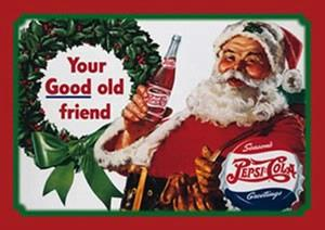 PEPSI COLA SEASONS GREETINGS