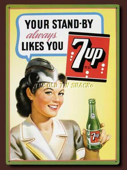 Your Stand-By Always Likes You 7 UP