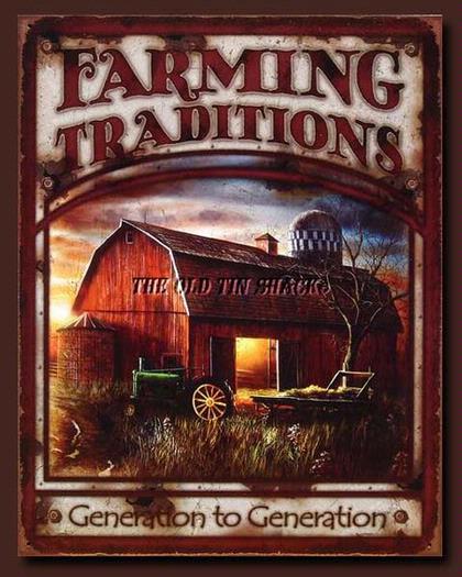 FARMING TRADITION