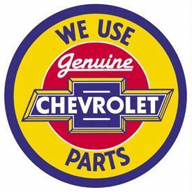 Chevy Round Geniune Parts