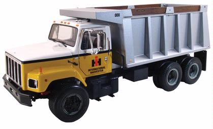 International S Series Dump Truck