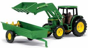 Loader and Spreader 6210