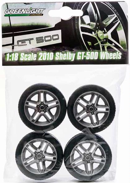 Ford Shelby GT-500 2010 Wheel and Tire Set