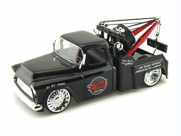Chevy Stepside Tow Truck