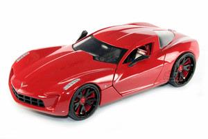 Corvette Sting Ray Concept 2009