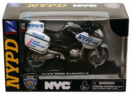 NYPD BMW R1200RT-P