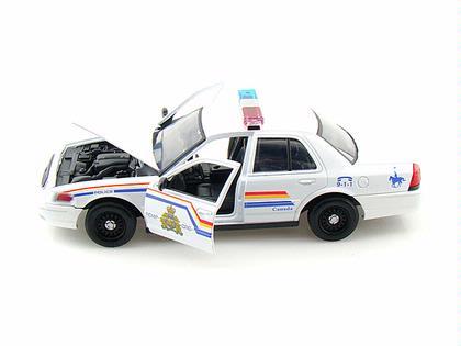 Ford Crown Victoria Police Interceptor RCMP/GRC