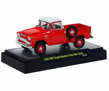 Set of 2 GMC Pickup 1958 & 1959