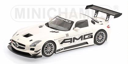 Mercedes-Benz SLS AMG GT3 2012