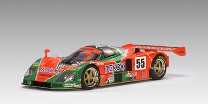 Mazda 787B LeMans Winner 1991