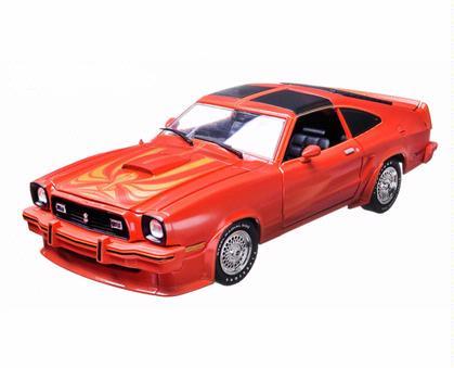 Ford Mustang II King Cobra 1978
