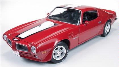 Pontiac Firebird Trans Am 1972