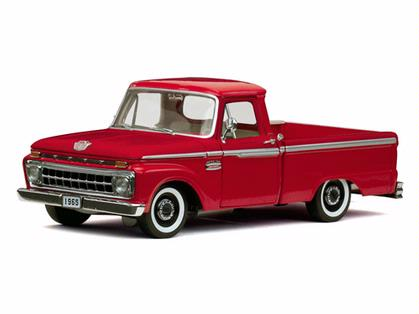 Ford F-100 Custom Cab Pickup 1965
