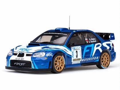 Subaru Impreza WRC07 #3