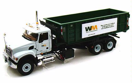Mack Granite Roll Off Truck