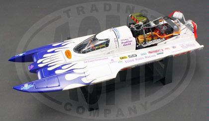 Eddie Knox's Problem Child Drag Boat