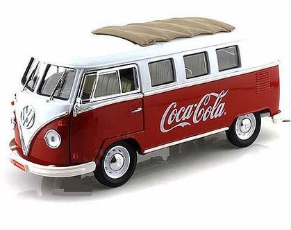 Volkswagen Samba Van 1962